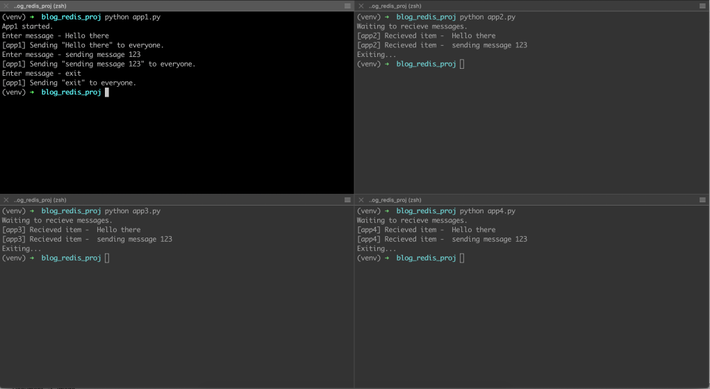 Code Output Screenshot